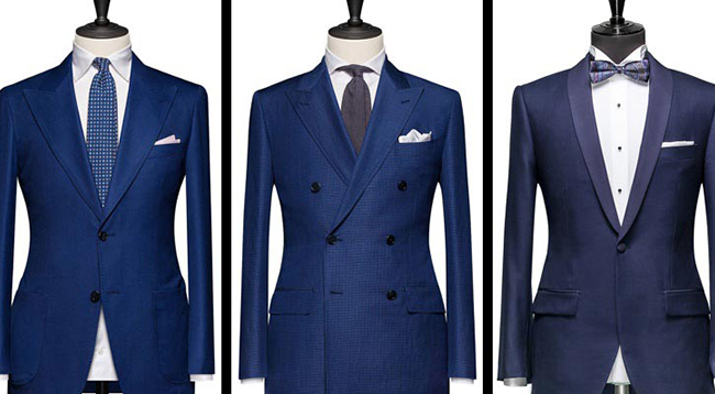 Two Button Bespoke Suit