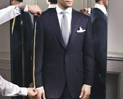 Tailor-made suits in Dubai